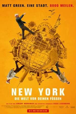 Poster: New York – Die Welt vor deinen Füssen
