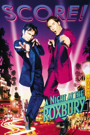 Poster: A Night at the Roxbury