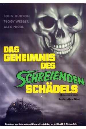 Poster: Das Geheimnis des schreienden Schädels