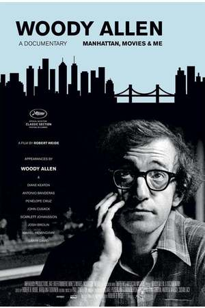 Poster: Woody Allen: A Documentary