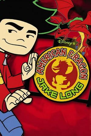 Poster: American Dragon: Jake Long