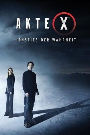 Poster: Akte X - Jenseits der Wahrheit