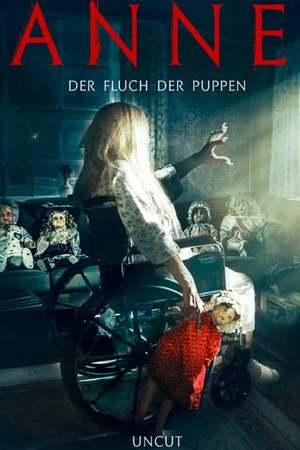 Poster: Anne - Der Fluch der Puppen