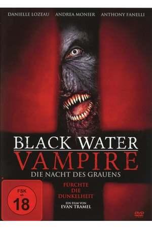 Poster: Black Water Vampire - Die Nacht des Grauens