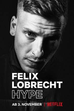 Poster: Felix Lobrecht: Hype