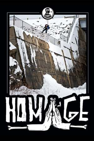 Poster: Homage: Keep the Change