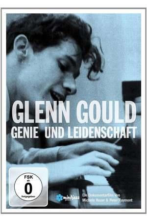 Poster: Glenn Gould - Genie und Leidenschaft