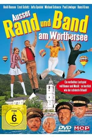 Poster: Ausser Rand und Band am Wolfgangsee