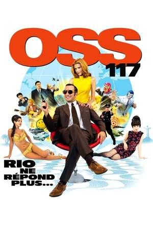 Poster: OSS 117 - Er selbst ist sich genug