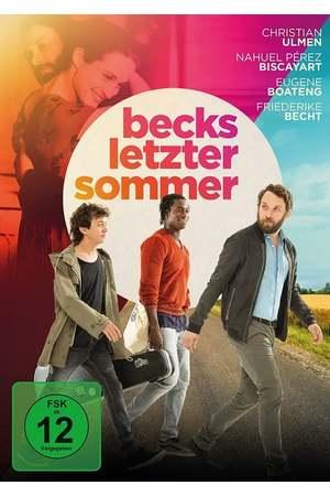 Poster: Becks letzter Sommer
