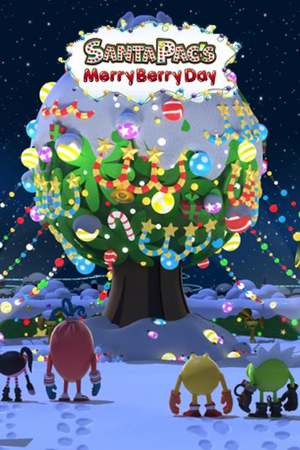 Poster: Santa Pac's Merry Berry Day