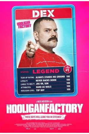 Poster: The Hooligan Factory