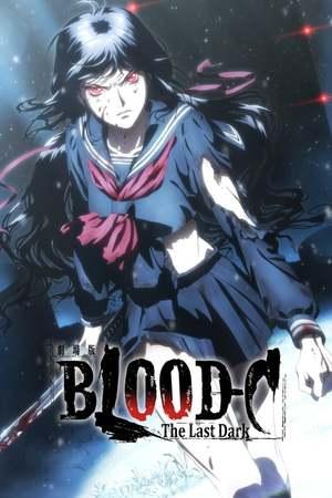 Poster: Blood-C: The Last Dark