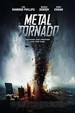 Poster: Metal Tornado
