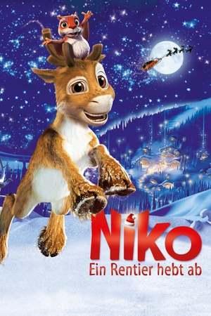 Poster: Niko - Ein Rentier hebt ab