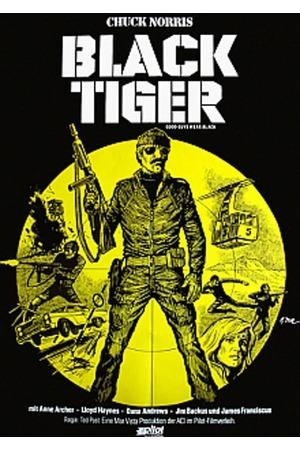 Poster: Black Tiger