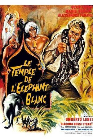 Poster: Im Tempel des weißen Elefanten