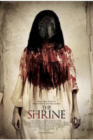 Poster: The Shrine