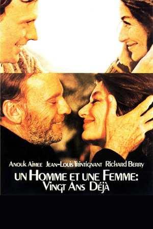 Poster: Ein Mann und eine Frau - 20 Jahre später