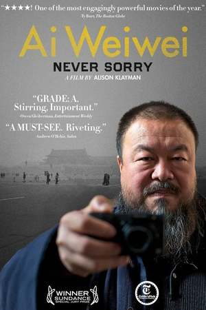 Poster: Ai Weiwei: Never Sorry