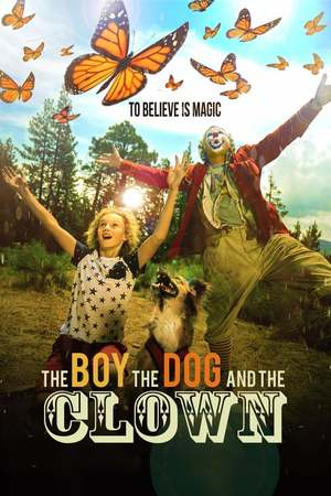 Poster: The Boy, the Dog and the Clown