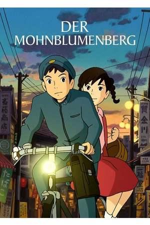 Poster: Der Mohnblumenberg