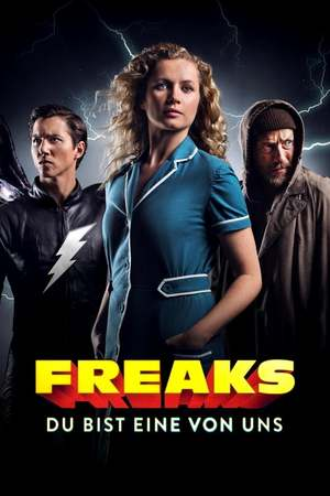 Poster: Freaks – Du bist eine von uns