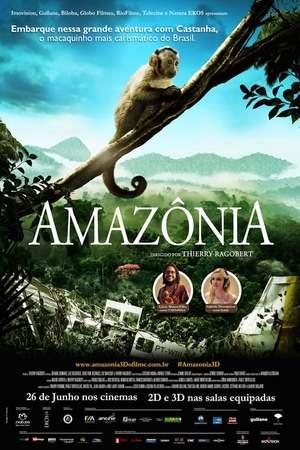 Poster: Amazonia - Abenteuer im Regenwald