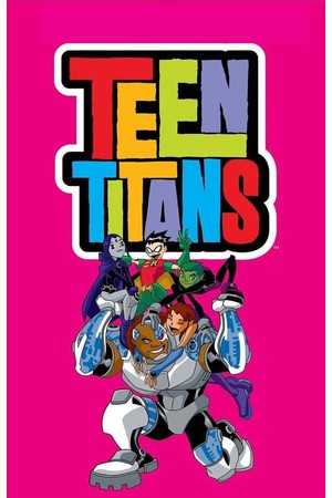 Poster: Teen Titans