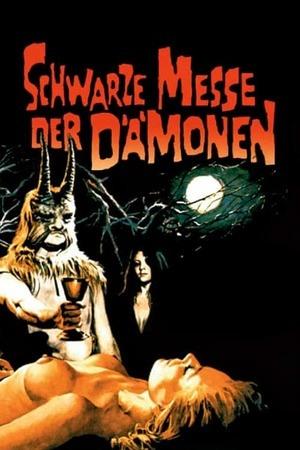 Poster: Schwarze Messe der Dämonen