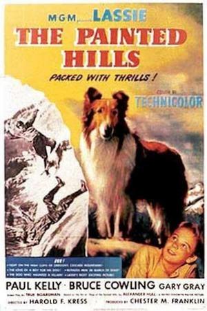 Poster: Lassie und die Goldgräber