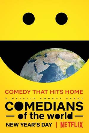 Poster: COMEDIANS of the world