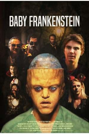 Poster: Baby Frankenstein