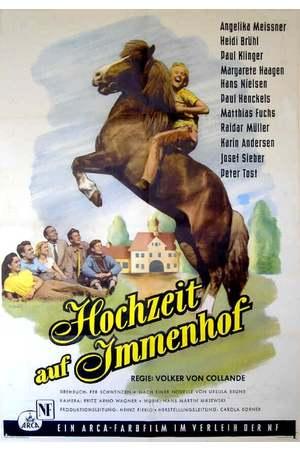 Poster: Hochzeit auf Immenhof