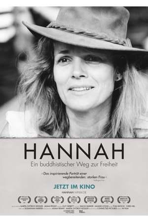 Poster: Hannah – Ein buddhistischer Weg zur Freiheit