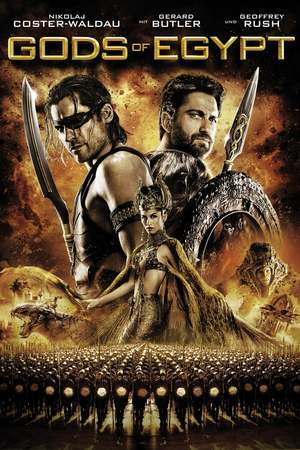 Poster: Gods of Egypt