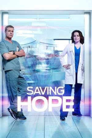 Poster: Saving Hope