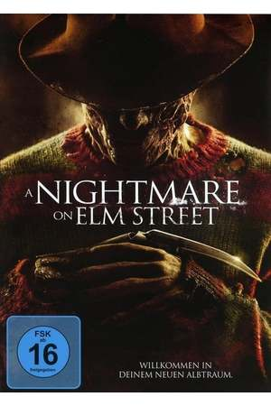 Poster: A Nightmare on Elm Street