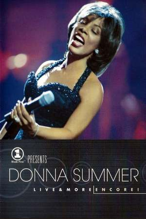 Poster: VH1 Presents Donna Summer: Live and More Encore!