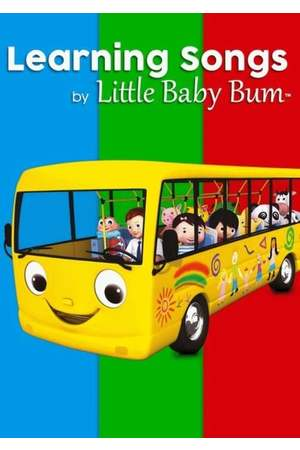 Poster: Learning Songs by Little Baby Bum  Nursery Rhyme Friends