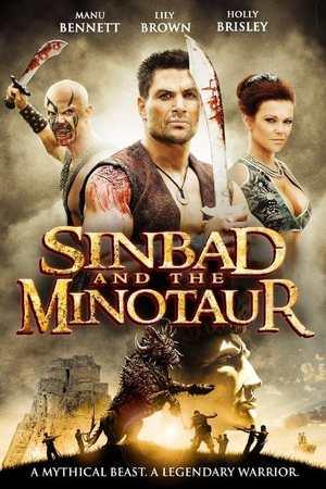 Poster: Sindbad und der Minotaurus