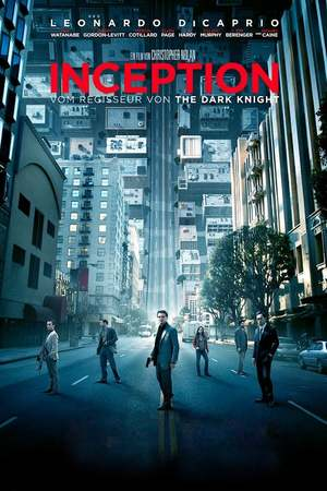 Poster; Inception