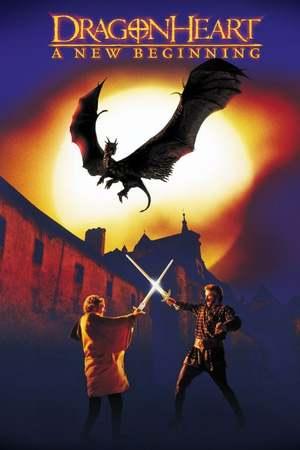 Poster: Dragonheart - Ein neuer Anfang