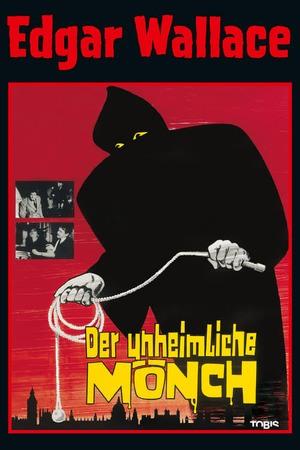 Poster: Edgar Wallace: Der unheimliche Mönch