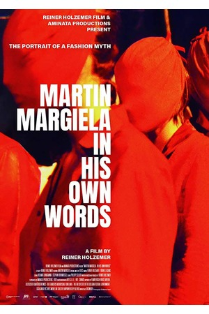 Poster: Martin Margiela: In His Own Words
