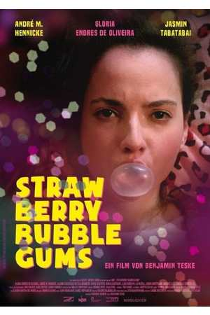 Poster: Strawberry Bubblegums