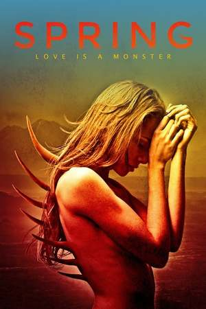Poster: Spring - Love is a Monster