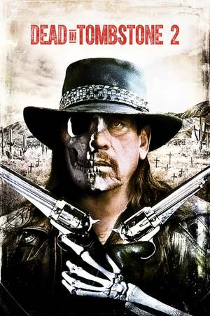 Poster: Dead in Tombstone 2