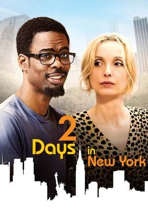 Poster: 2 Tage New York