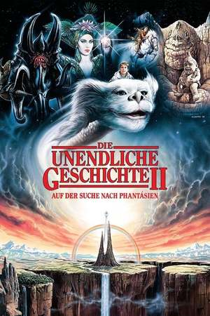 Poster: Die unendliche Geschichte II - Auf der Suche nach Phantásien
